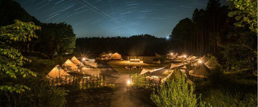 ツインリンクもてぎ-森と星空のキャンプヴィレッジ