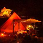 【ドローン空撮】フローラキャンプサイト|山梨県