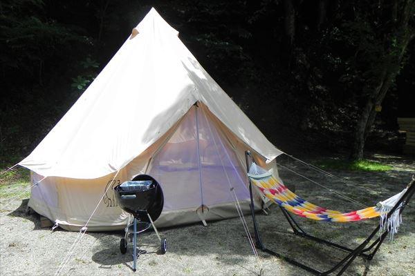 キャンプ ボスコ 11営 ボスコオートキャンプベース