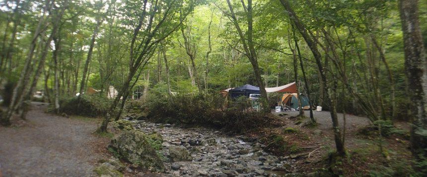 山梨 県 キャンプ 場