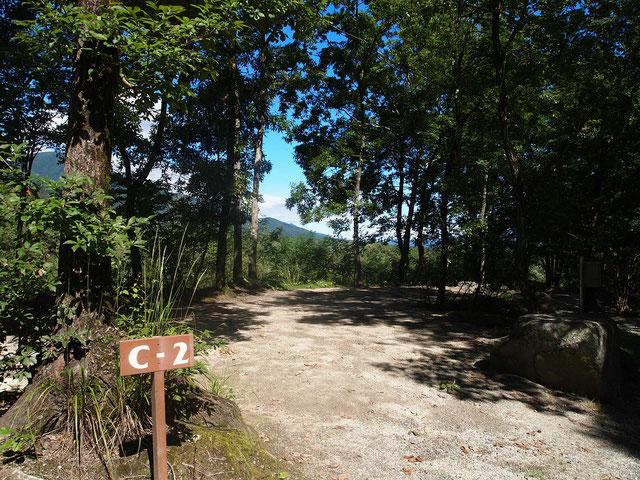 南アルプス三景園オートキャンプ場