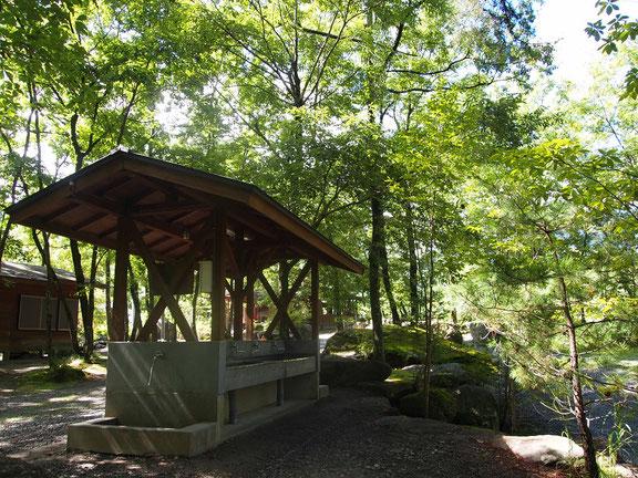 南アルプス三景園オートキャンプ場31