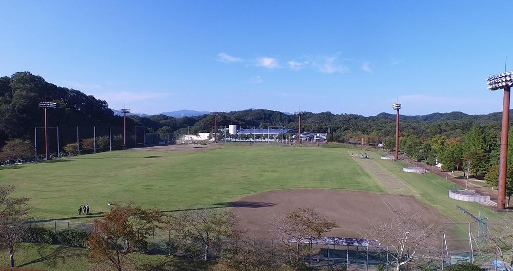 大子広域公園グリンヴィラ運動場