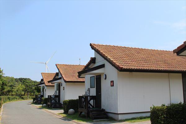 竜洋海洋公園オートキャンプ場コテージ0