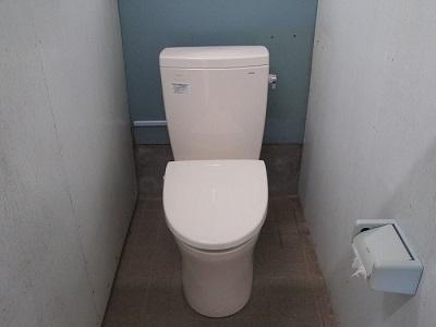 那須高原アカルパオートキャンプ場トイレ