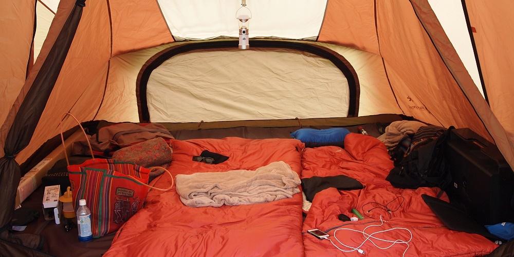 キャンプと防災