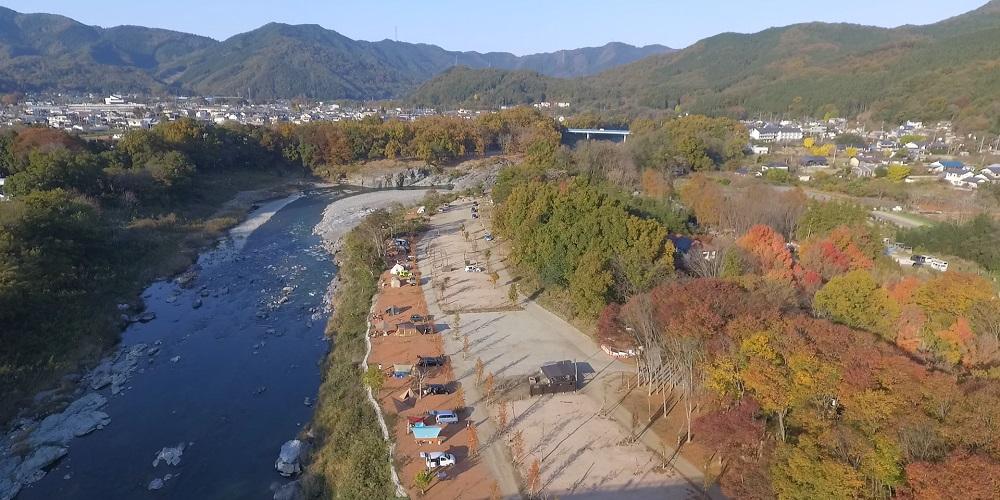 長瀞オートキャンプ場12
