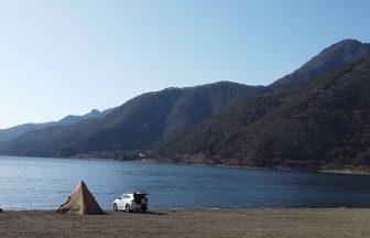 西の海オートキャンプ場