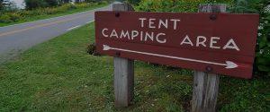 キャンプ場予約システム
