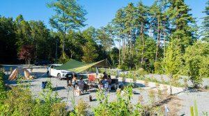 フローラ日向山キャンプサイト